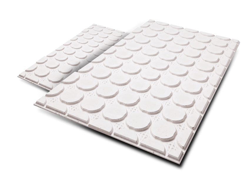 super slim retrofit underfloor heating systems
