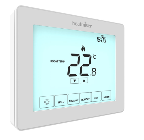 Touch -  Multi Mode Programmable Touchscreen Thermostat