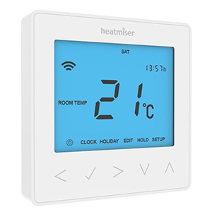Heatmiser 'neoStat' thermostat (White)