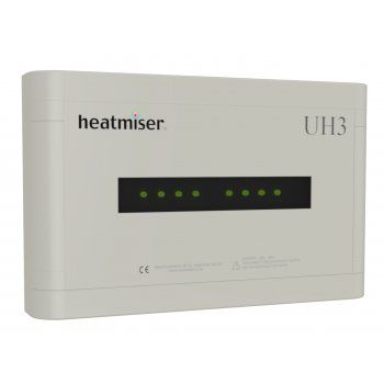 Heatmiser 8 Zone Wiring Centre - UH3