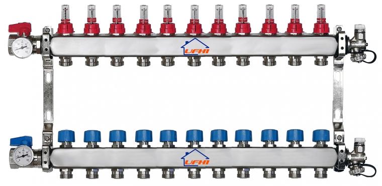 Premium 11 Port Manifold