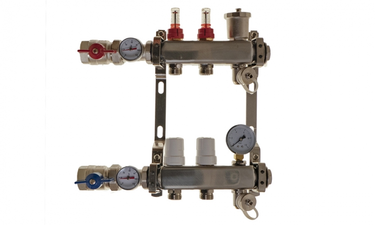 Premium Plus 2 Port Manifold