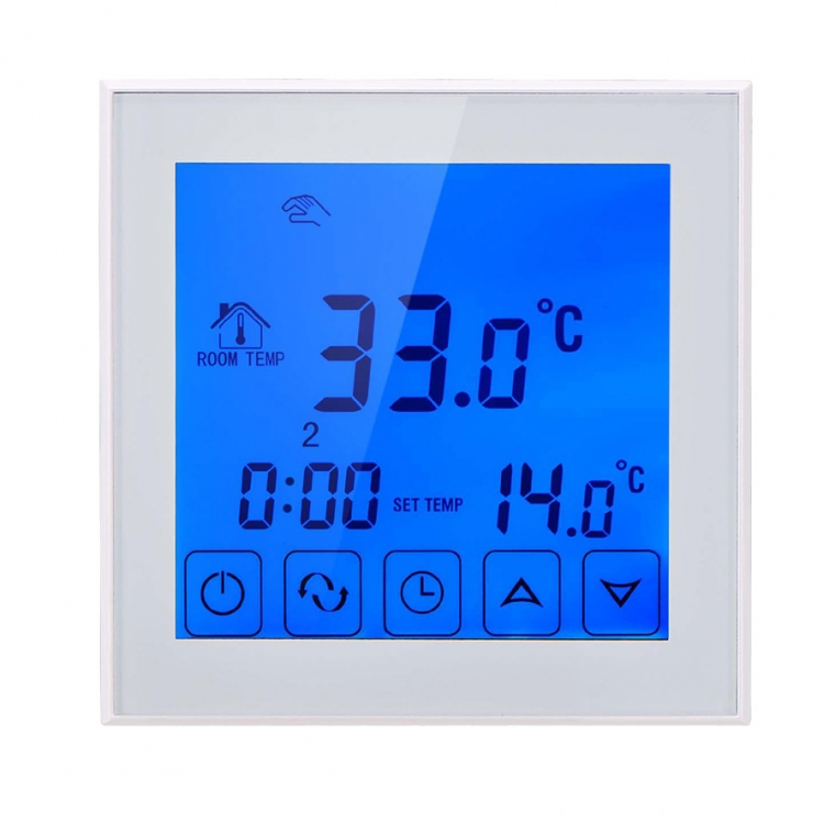 UFH1 7 Day T/Screen Progr. Electric Floor Heating Thermostat