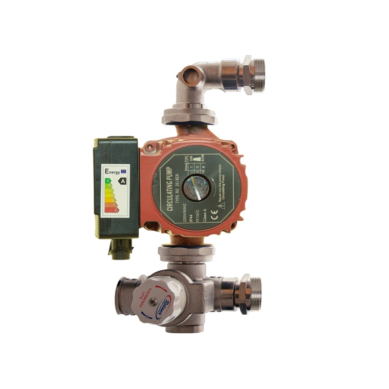 UFH1 Pump/Mixing Valve Pack