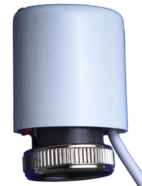 Standard Electrothermic Actuator 230 volt 2 Wire