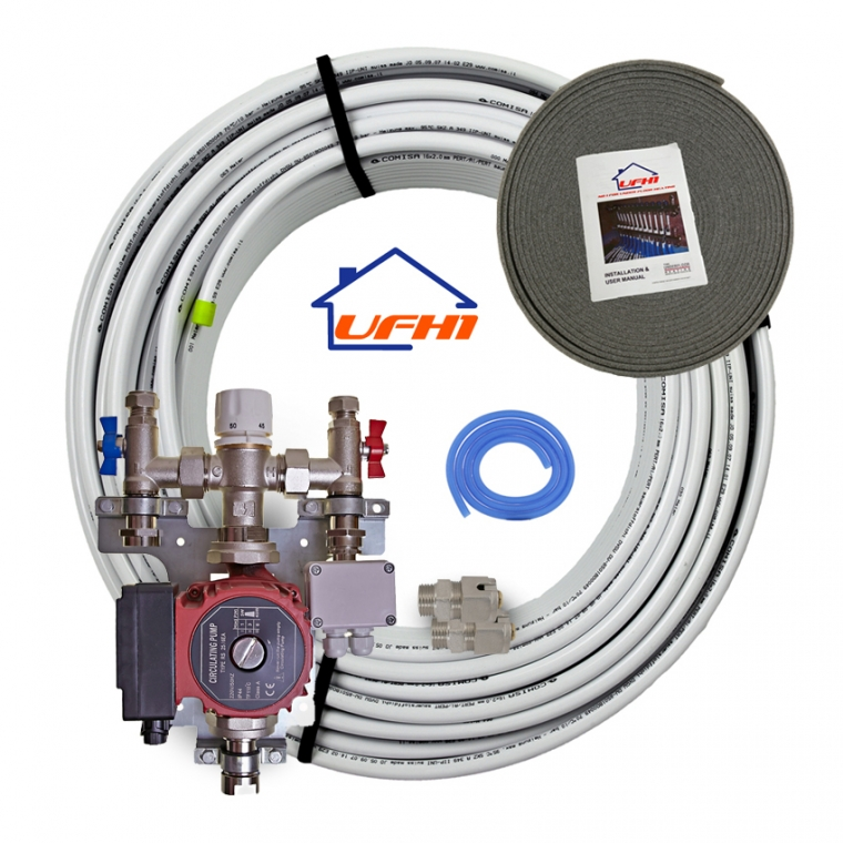 UFH1 Pumped Single Room Kit