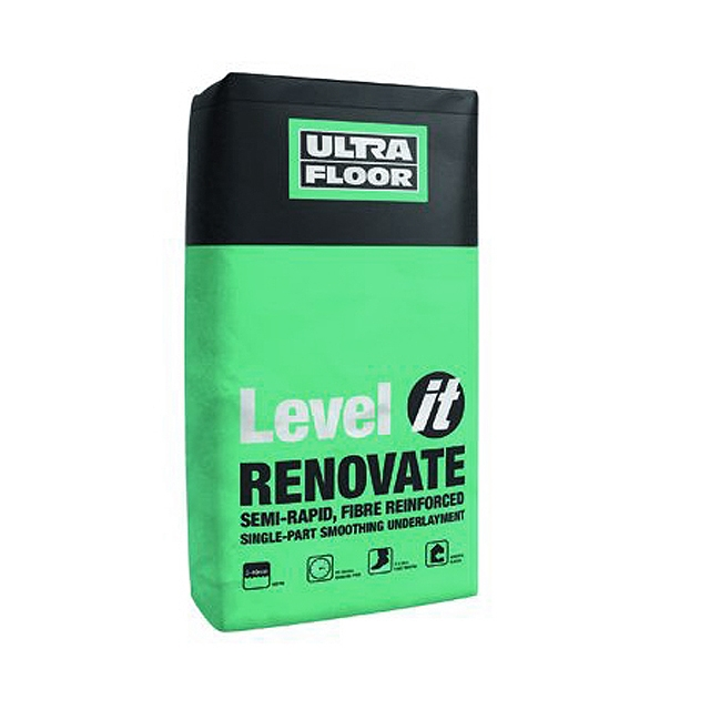 Ultra Tile Fix Level it Renovate Levelling Compound