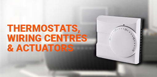 Thermostats / Wiring Centres / Actuators