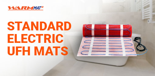 Standard Electric<br>Underfloor Heating Mats