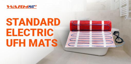 Standard Electric<br>Underfloor Heating Mats